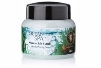 Abacosun SPA Marine Salt Scrub