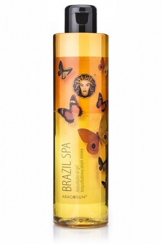 Abacosun SPA Brazil SPA Anticellulite Oil Gel
