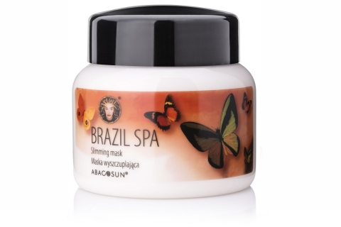 Abacosun SPA Brazil SPA Slimming Mask