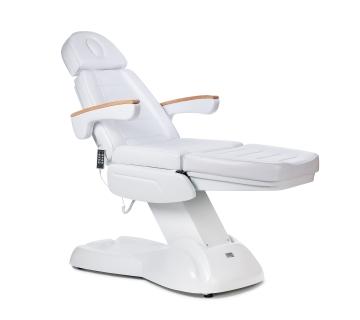 Fotel kosmetyczny MAXEM z podgrzewaniem