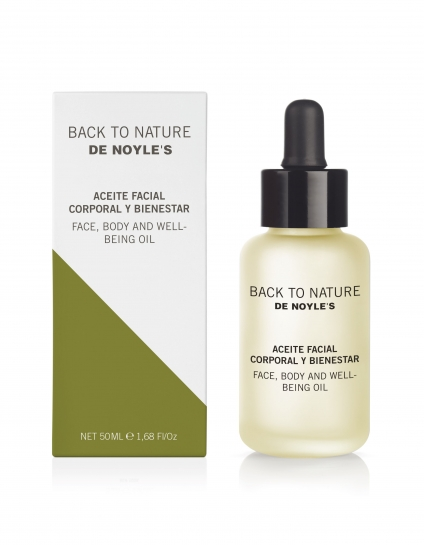 De Noyle's Aceite facial back to nature