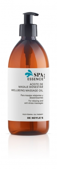 De Noyle's Wellbeing Massage Oil