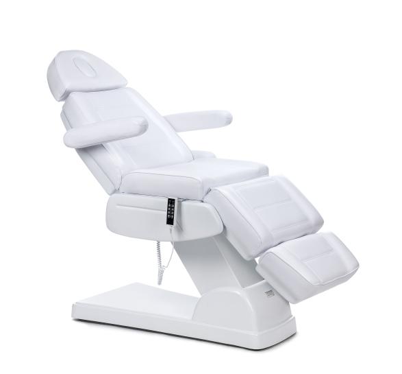 Fotel Kosmetyczny MAXEM S z podgrzewaniem