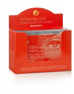 De Noyle's Hydrogel Eye Contour patches – płatki pod oczy