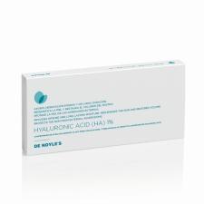 De Noyle's HYALURONIC ACID (HA) 1% - ampułki z kwasem hialuronowym