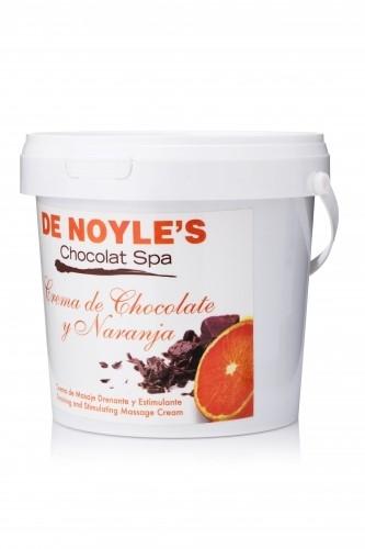 De Noyle's Crema de Chocolate y Naranja  1000ml