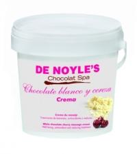 De Noyle's White chocolate cherry massage cream