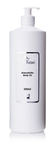Viviean Antycellulite Body Oil 500ml