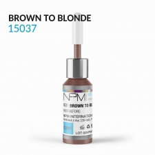 PIGMENT NPM BROWN TO BLONDE 15037 OCZY