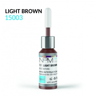 PIGMENT NPM LIGHT BROWN 15003 OCZY