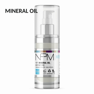 NPM PERMANENT MAKE UP OIL
