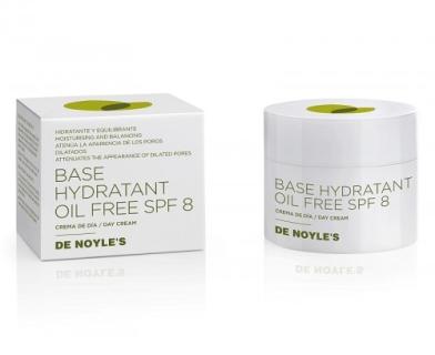 De Noyle's Base Hydratant Oil Free spf 6