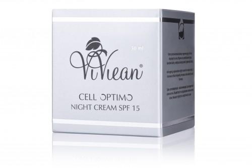 Viviean Cell Optimo Night Cream  50ml