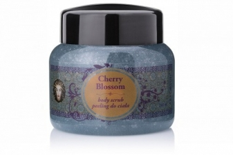 Abacosun SPA ZESTAW Cherry Blossom Body Scrub  + Cherry Blossom Lotion