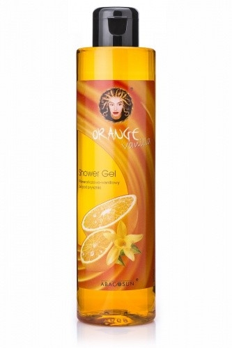 Abacosun SPA Orange Vanilla Shower Gel