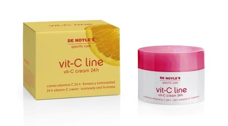 De Noyle's Vit-C Cream 24h